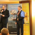 Powitanie-uczestników-po-prawej-Robert-Kubica-Członek-Zarządu-iNET-group-oraz-prezenter-Józef-Szymaniec