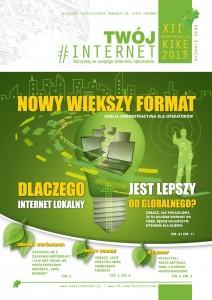 Twój Internet - XII Konferencja KIKE 2013