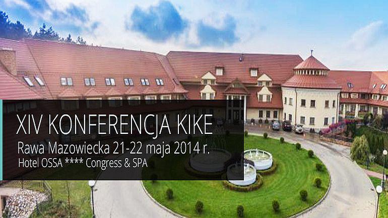 Konferencja KIKE 2014