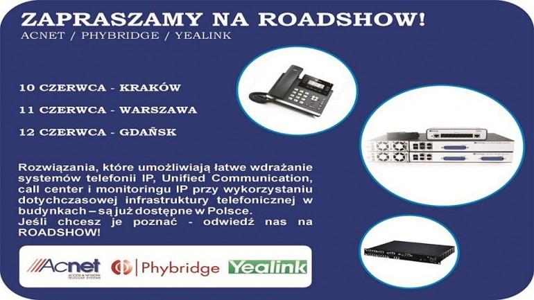 Acent roadshow