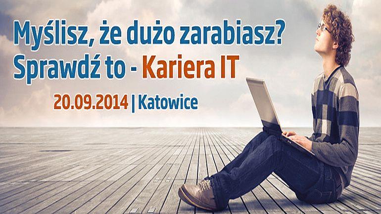 Kariera IT Katowice wrzesień 2014