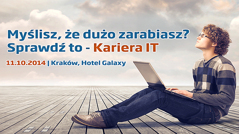 Kariera IT Kraków 2014