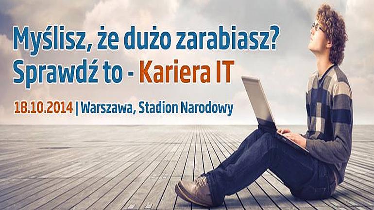 Kariera IT Warszawa 2014