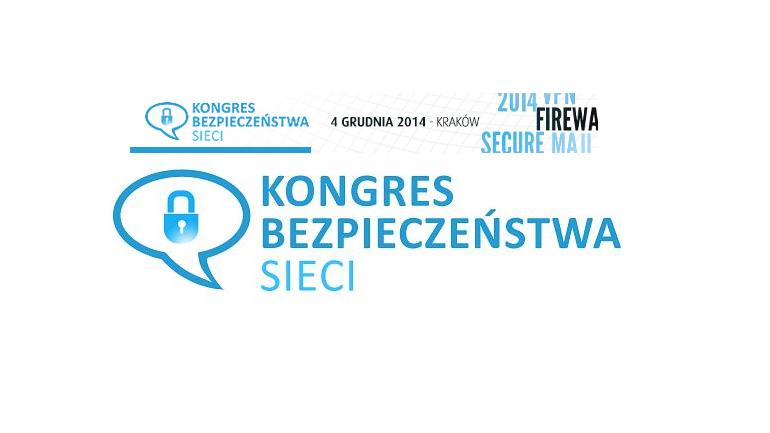 Kongres Bezpieczeństwa sieci 2014