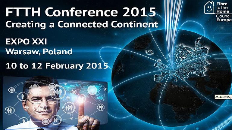 FTTh Conference Warsaw