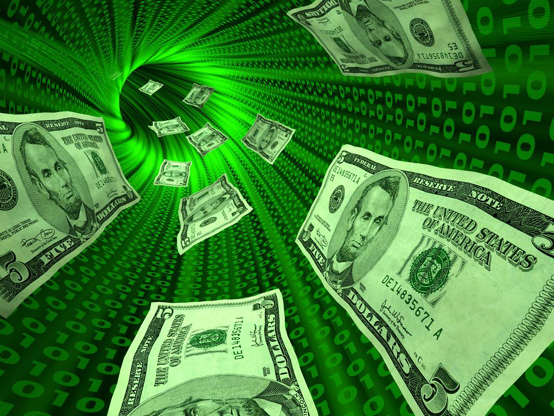 money-on-the-internet-dollars