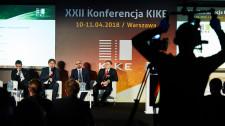 ZarzadKIKE_od lewej P.Paluchowski M.Filipiak K.Baranowski K.Skupien