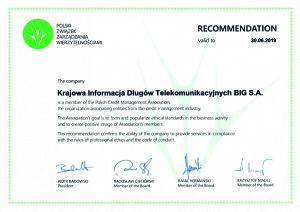 Certyfikat PZZW (1)