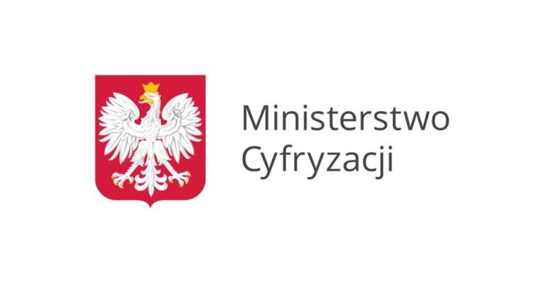 Ministerstwo-Cyfryzacji-logo